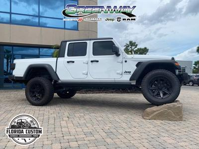 new 2020 Jeep Gladiator car, priced at $45,949