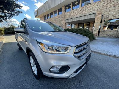 used 2017 Ford Escape car, priced at $11,997