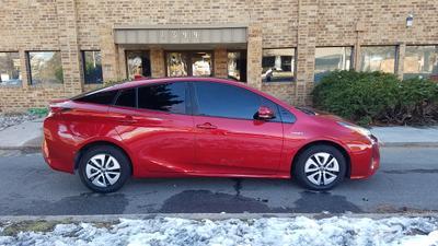 used 2016 Toyota Prius car, priced at $15,999