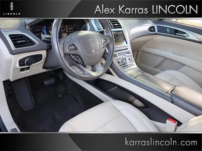 used 2017 Lincoln MKZ Hybrid car, priced at $24,995