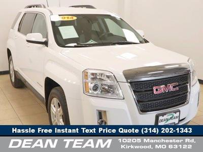 used 2014 GMC Terrain car, priced at $13,950