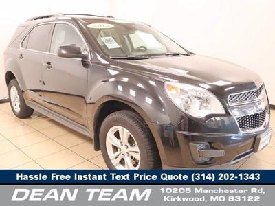 used 2013 Chevrolet Equinox car, priced at $10,950