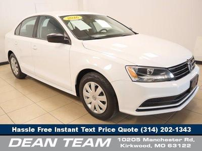 used 2016 Volkswagen Jetta car, priced at $16,950