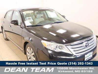 used 2011 Toyota Avalon car, priced at $13,950