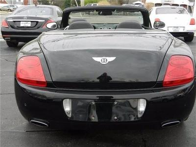 used 2007 Bentley Continental GTC car, priced at $59,950