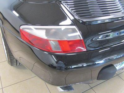 used 2001 Porsche 911 car, priced at $25,950