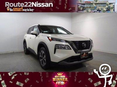 new 2021 Nissan Rogue car