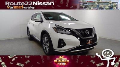 new 2021 Nissan Murano car
