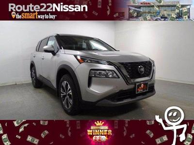 new 2021 Nissan Rogue car
