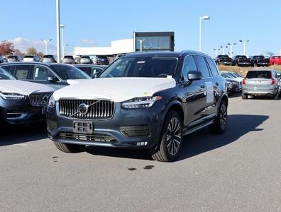 new 2021 Volvo XC90 car, priced at $57,268