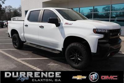used 2019 Chevrolet Silverado 1500 car, priced at $46,998