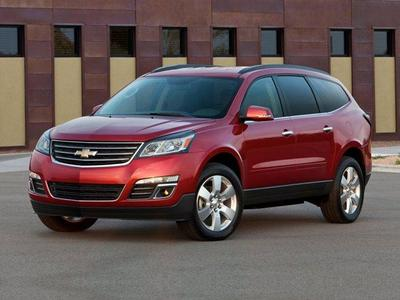 used 2017 Chevrolet Traverse car