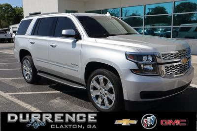 used 2017 Chevrolet Tahoe car, priced at $47,952