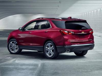 new 2021 Chevrolet Equinox car, priced at $30,417