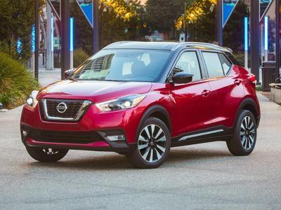 used 2020 Nissan Kicks car, priced at $26,827
