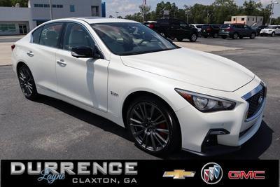used 2020 INFINITI Q50 car, priced at $41,397