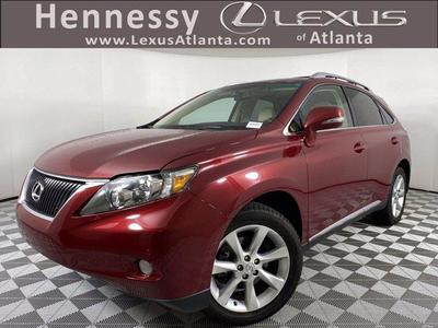 used 2011 Lexus RX 350 car, priced at $13,990