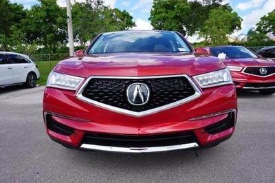 new 2020 Acura MDX car, priced at $45,925