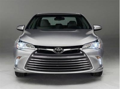 used 2015 Toyota Camry car, priced at $18,995