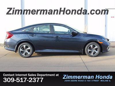 new 2021 Honda Civic car, priced at $22,400