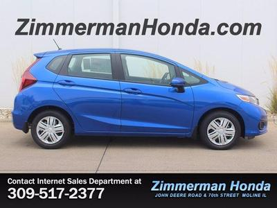 new 2020 Honda Fit car, priced at $17,945