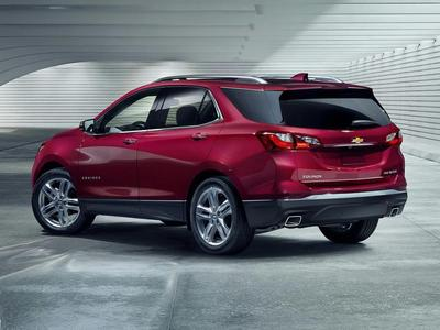 used 2018 Chevrolet Equinox car, priced at $24,989