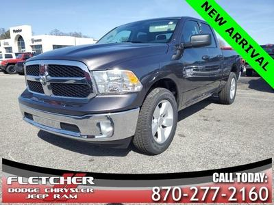 new 2021 Ram 1500 Classic car, priced at $33,885
