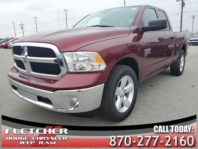new 2021 Ram 1500 Classic car, priced at $33,890