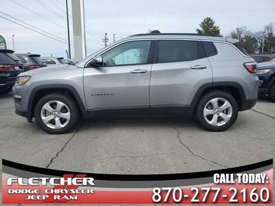 new 2021 Jeep Compass car, priced at $24,740