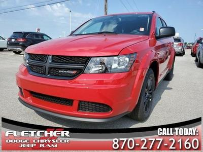 new 2020 Dodge Journey car, priced at $23,455