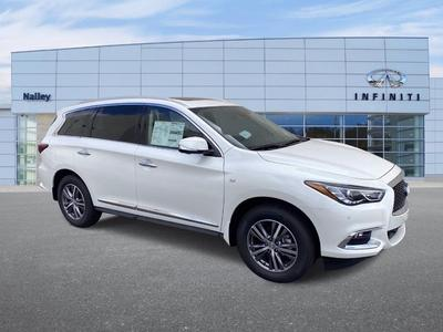 new 2020 INFINITI QX60 car, priced at $55,525