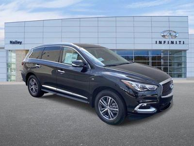 new 2020 INFINITI QX60 car, priced at $52,250