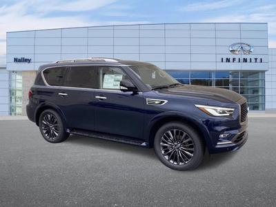 new 2021 INFINITI QX80 car, priced at $76,390