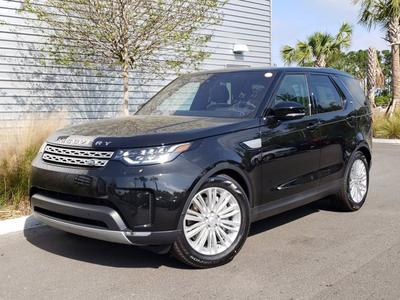 new 2020 Land Rover Discovery car, priced at $64,360