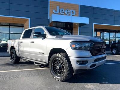 new 2021 Ram 1500 car, priced at $52,821