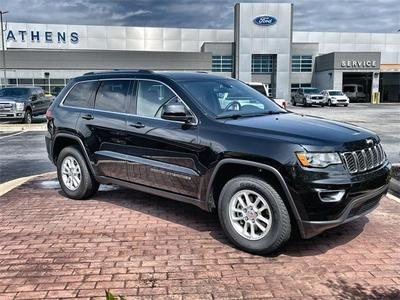 used 2019 Jeep Grand Cherokee car, priced at $27,845