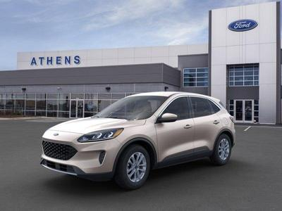 new 2021 Ford Escape car, priced at $24,150