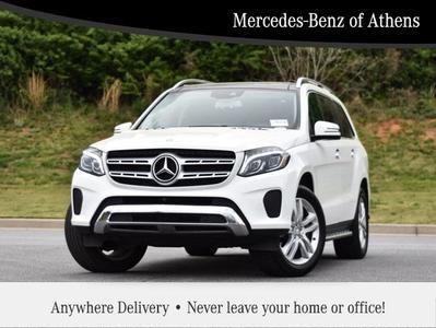 used 2017 Mercedes-Benz GLS 450 car