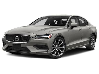 new 2021 Volvo S60 car, priced at $41,440