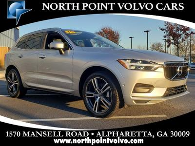 used 2019 Volvo XC60 car, priced at $35,994