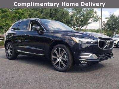 new 2021 Volvo XC60 car, priced at $57,410