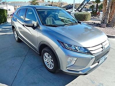 used 2019 Mitsubishi Eclipse Cross car, priced at $15,400