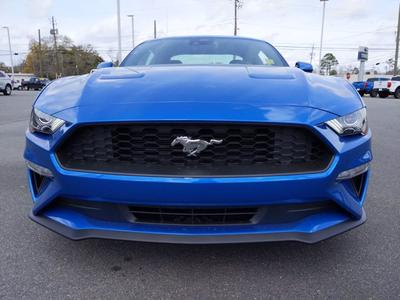 new 2021 Ford Mustang car, priced at $30,240