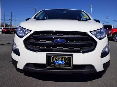 new 2021 Ford EcoSport car, priced at $21,240