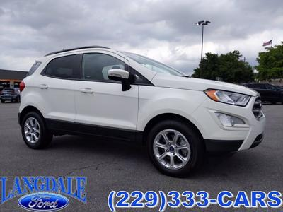 used 2019 Ford EcoSport car, priced at $19,961