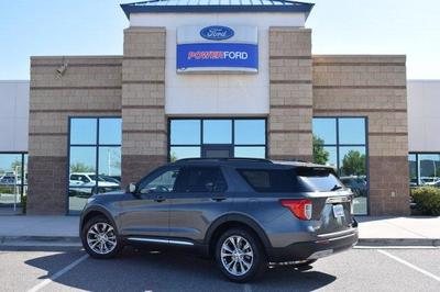 new 2020 Ford Explorer car, priced at $43,269