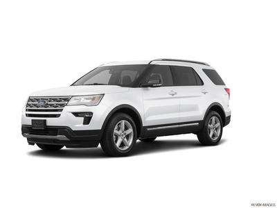 used 2018 Ford Explorer car, priced at $25,808
