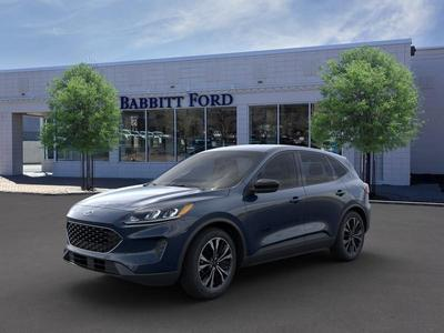 new 2021 Ford Escape car, priced at $29,150