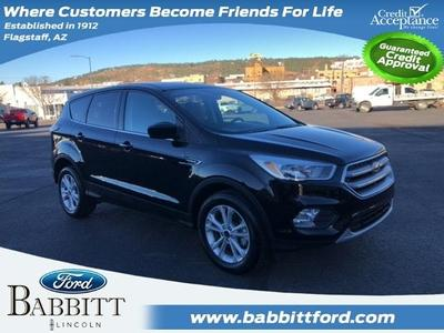 used 2017 Ford Escape car, priced at $20,639