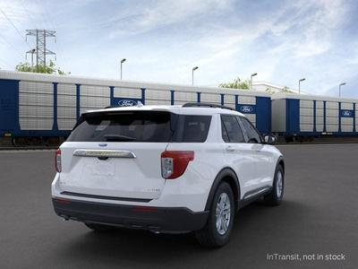 new 2021 Ford Explorer car, priced at $38,565